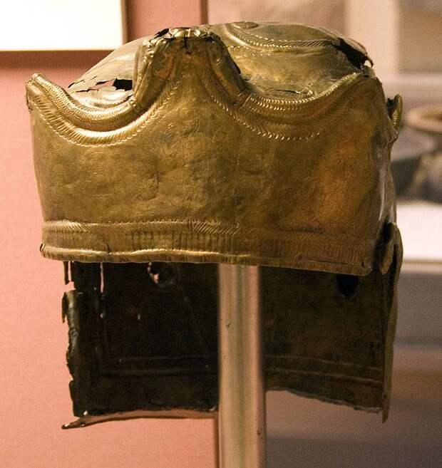 Самые дорогие шлемы. Шлем из Гисборо. Часть третья