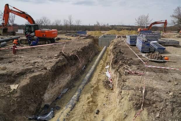Путин даст старт запуска воды по Бештерек-Зуйскому водоводу 18 марта