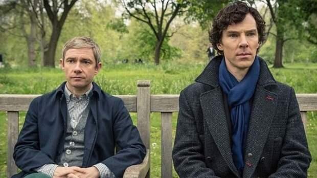 «Шерлок» попал в список сериалов с затянутой концовкой