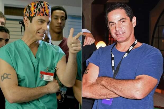 Вот как сейчас выглядят актеры из сериала «Клиника»