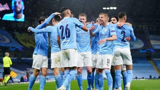 Первый финалист известен. «Манчестер Сити» повторно обыграл «ПСЖ»