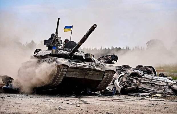 Как одна мина остановила наступление ВСУ на Донбассе