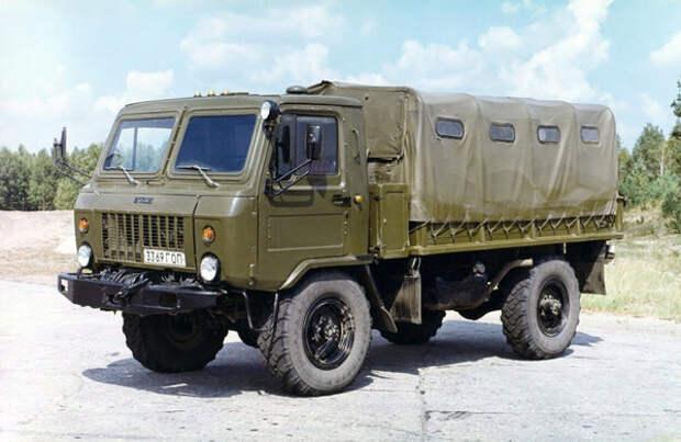 ГАЗ-3301, наследник «шишиги»