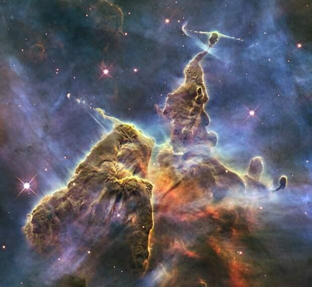 От звездной пыли к жизни