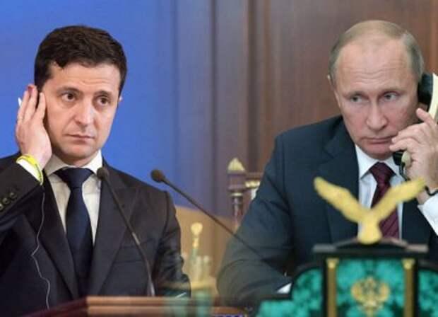 Зеленский запросил переговоры с Путиным две недели назад: Кремль молчит