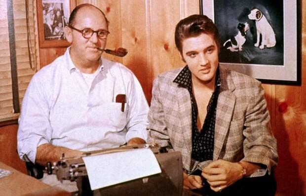 Том Паркер: менеджер и его гениальное «Я ненавижу Элвиса»