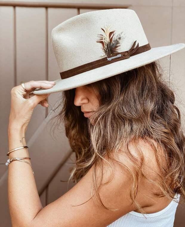 Эксклюзивный штрих, делающий вашу шляпу особенной