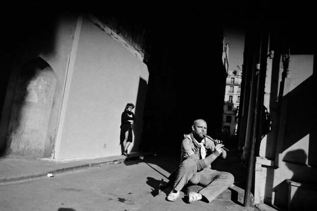 Труженицы секс-индустрии с улицы Сен-Дени. Фотограф Массимо Сормонта 1