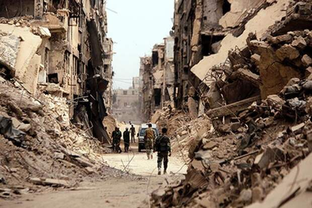 РФ предложила сделку боевикам в Сирии