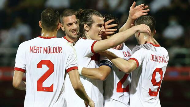 Швейцария – Турция: 2:1 Кахведжи
