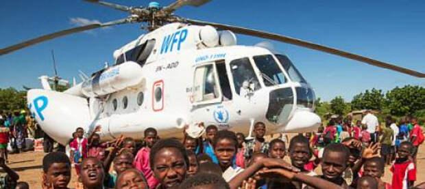 41 миллион человек в мире находятся на грани голода