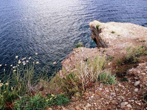 Байкал, Малое море. Мыс Уюга