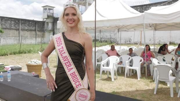 Самая красивая преступница Бразилии — 25-летняя убийца, осужденная на 15 лет