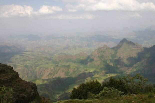 RoofofAfrica15 «Крыша Африки»: впечатляющая красота Эфиопского нагорья