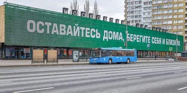 Москва учла мировой опыт: за нарушение режима самоизоляции будут штрафовать. Фото: mos.ru
