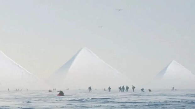 Тайны Антарктиды в надежных руках спецслужб..?