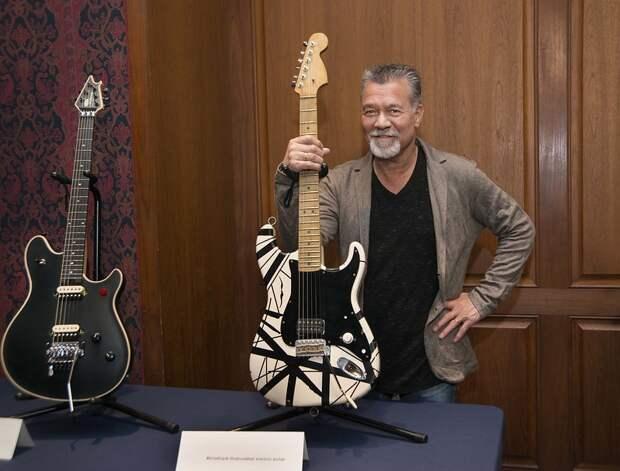 Скончался один из самых узнаваемых гитаристов в мире