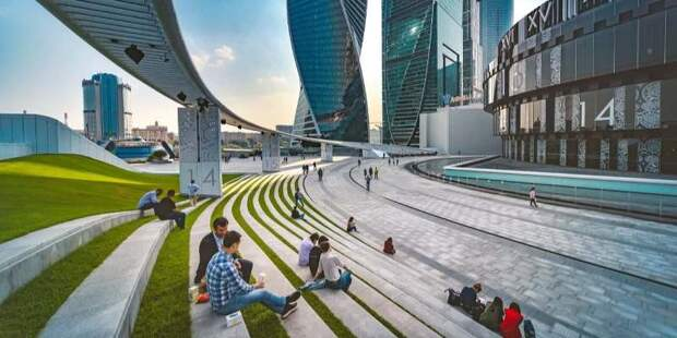 Креативная инфраструктура столицы развивается в Москве при поддержке властей