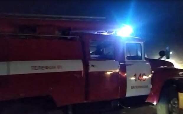 На Кубани шесть человек пострадали при пожаре на автозаправке
