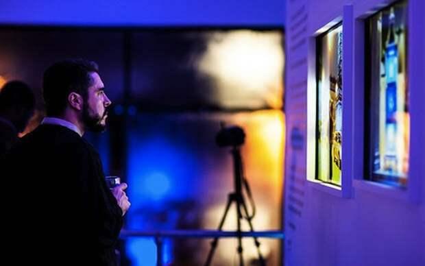 Цифровая фотовыставка в режиме реального времени