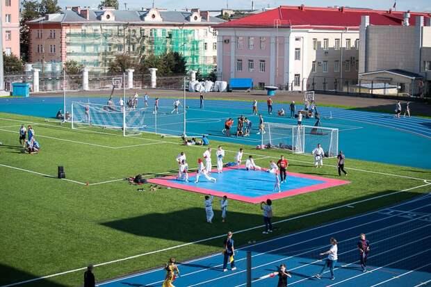 В Удмуртии разрешили проводить спортивные массовые мероприятия на открытом воздухе