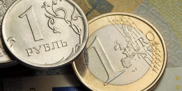 Евро обновил четырехлетний рекорд