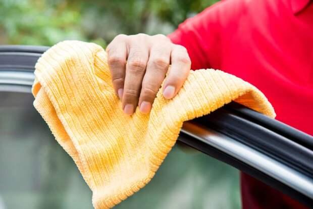 13 странных хитростей, чтобы очистить свой автомобиль