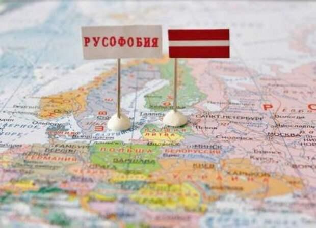 Россия использует наработки США для стратегического удара по Прибалтике