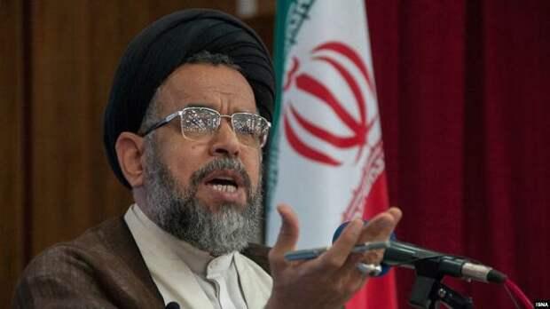 США расширили чёрный список министром разведки ифондом лидера Ирана
