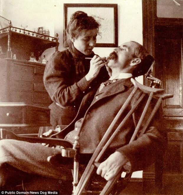 Ужасы викторианской стоматологии! Фотографии, от которых ты спрячешься под стол!