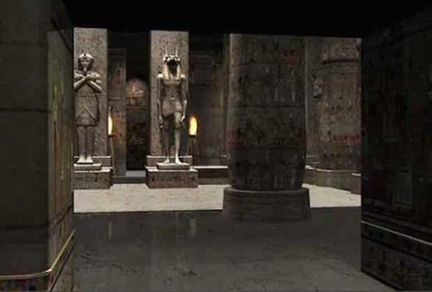 Древний Лабиринт в Египте, который от нас скрывают