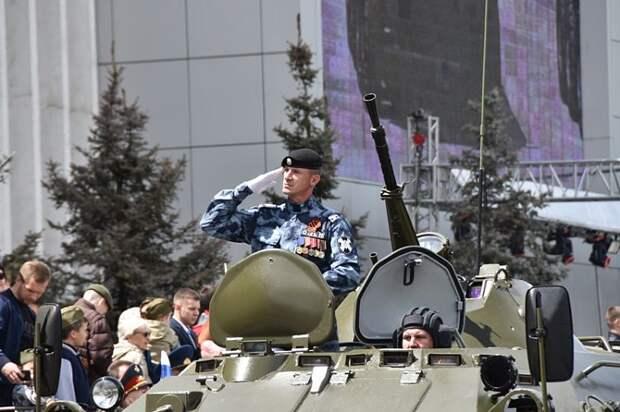 Решение о парадах в День Победы на Кубани примут в конце апреля