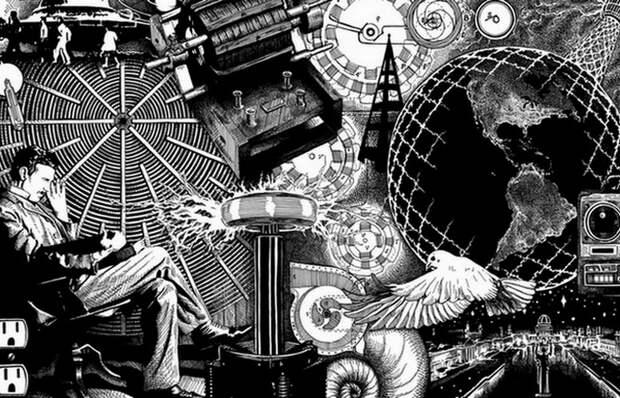 Никола Тесла предвидел изобретение рентгена и радара.
