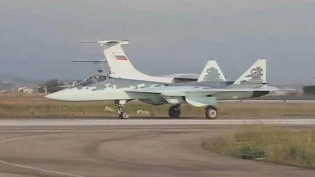 Avia.pro: на российской базе Хмеймим тайно дислоцируются новейшие Су-57