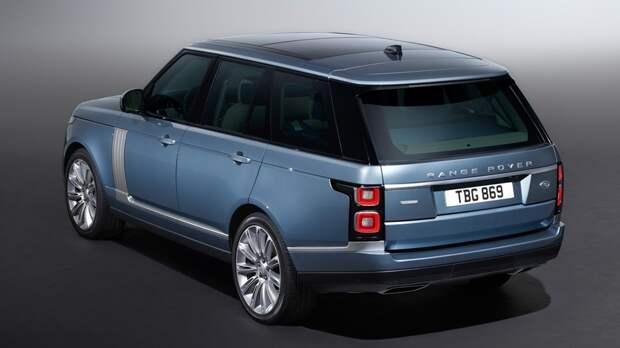 В Land Rover пообещали Range Rover EV: новинка задерживается из-за «коронакризиса»