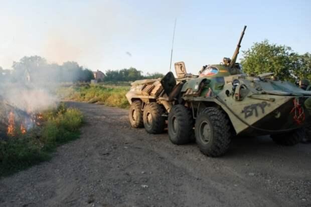 Ополчение ДНР продолжит гуманитарно-боевую операцию