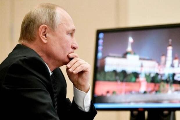 Новый Эксперимент Владимира Путина