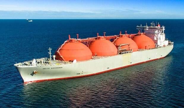 Четыре танкера заказала китайская компания для перевозки этана изСША