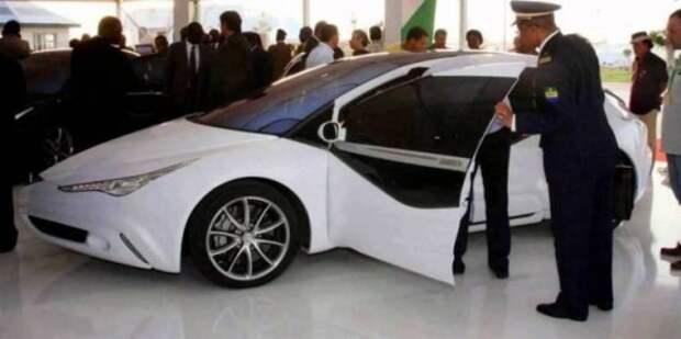 7 любимых авто известных правителей XX века