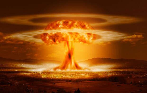 Взрыв супервулкана как гарантия мира. Россия заставит США отказаться от ядерной войны