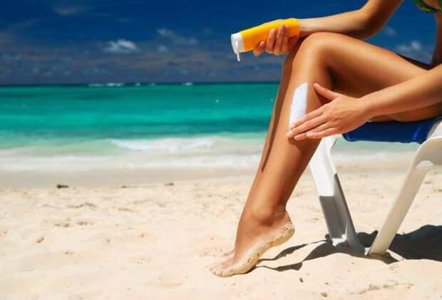 Как красиво загореть на пляже и в солярии