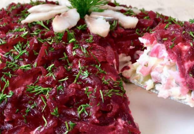 Норвежский Каприз: салат на замену Шубе