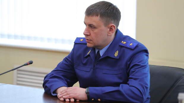 Нового прокурора Ростовской области представили губернатору