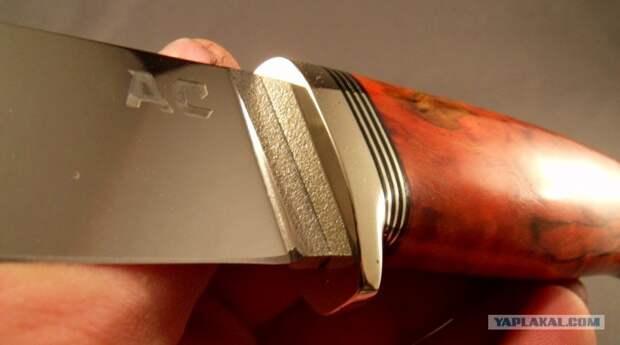 Изготовление ножа для дамы