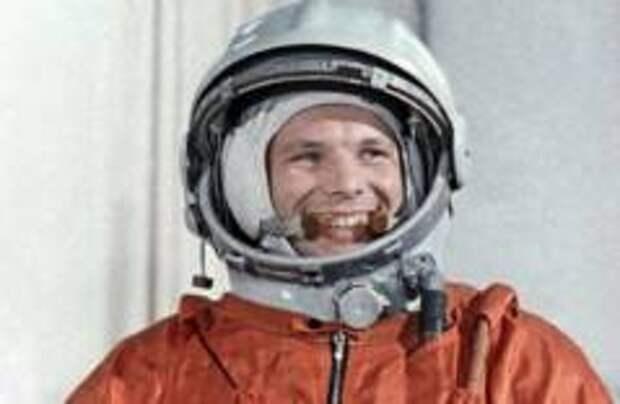 Бюст Юрия Гагарина открыли в Бухаресте