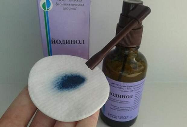Волшебный препарат — йодинол