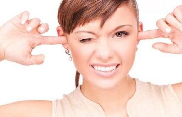 Заложенность в ушах