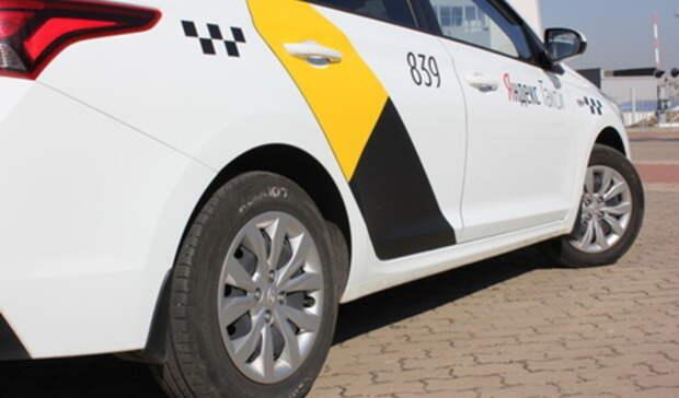 НаУрале таксисты столкнулись смассовой блокировкой за нарушения правил сервиса