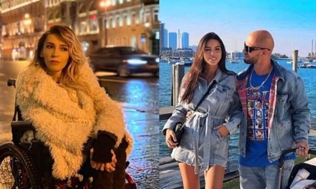 Юлия Самойлова отказалась вмешиваться в конфликт сестры с Джиганом
