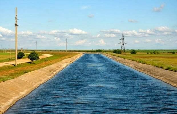 Как радикально решить проблему водоснабжения Крыма?